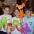 Miami, Coral Gables: balloon art entertainment will spice up your family weekend lunch