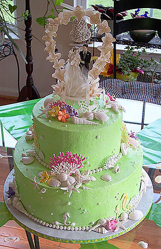 Miami_Cake, Wedding_Cake
