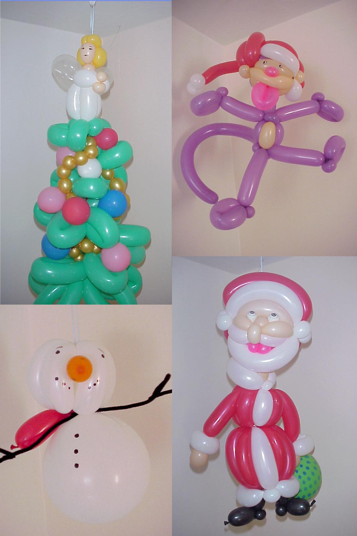 By Irina: Miami Gift Ideas. Balloon Art is a Simple Gift Idea ...