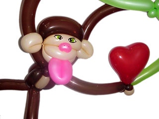 Monkey cartoon, monkey art, monkey gift, monkey