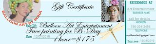 Gift Certificates copy