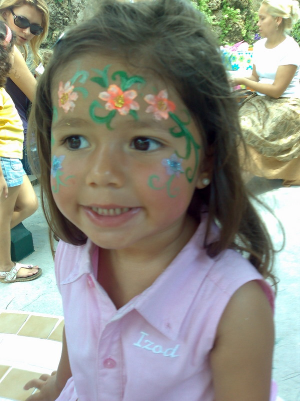 Miami_Facepainting