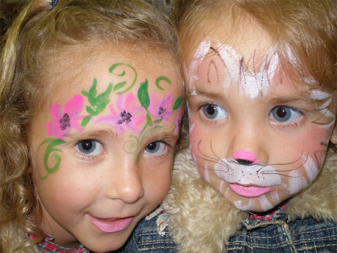 Miami_Facepainting12girls