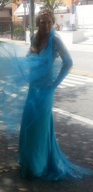Irina - As Elsa