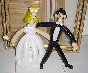 Balloonart_bride_groom_wedding_2